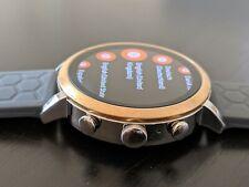Fossil FTW6016 Gen 4 Venture HR Smartwatch 40mm Stainless Steel - Rose Gold