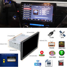 """10.1"""" 1DIN Android 7.1 Stereo Radio Player WIFI GPS Navigation 2.5D Touch Screen"""