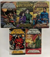 Piers Anthony~Bio of a Space Tyrant~Complete #1-5 PB