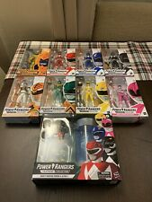 Power Rangers Lightning Collection Mighty Morphin Complete Lot Zordon Green Pink