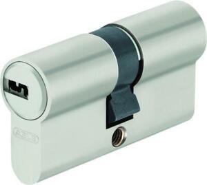 ABUS EC550 Zylinder Profilzylinder Gleichschließend Schließanlage 5 Schlüssel