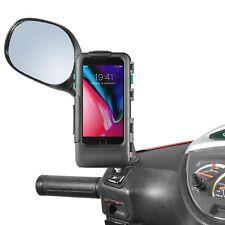 PIAGGIO BEVERLY 125 250 400 500 Apple iPhone 8 Hardcase Impermeabile & Supporto