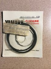 1969 70 71 YAMAHA CT1 PISTON RING SET 1.00 OVER OEM NOS 251-11601-40