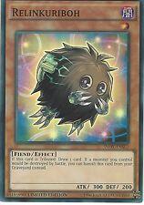YU-GI-OH CARD: RELINKURIBOH - SUPER RARE - INOV-ENSE2