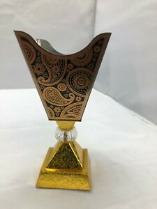 Arabian Style Metal Incense Burner Bakhoor Bukhoor Frankincense Oud Dubai BSQ
