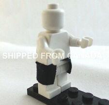 BLACK Custom Lego Star Wars clone trooper armor Kama waist cape shoulder 7679