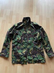 Original Brit. Feldjacke Combat Tropical DPM tarn Britische Armee GB Jacke