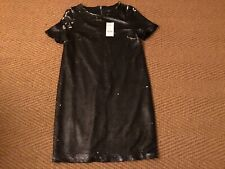 Next Sequined Dress Size 12 Brand New