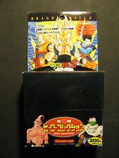 Display Booster Box Dragon Ball Z DBZ Hero Collection Part 3 Mint - 1995