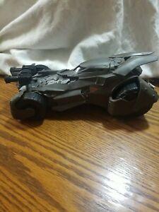 2015 Mattel DC Comics Epic Strike Batmobile Batman vs Superman Loose Vehicle