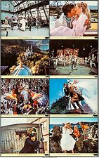 Chitty Chitty Bang Bang Theater Lobby Cards Complete set of 8. 1968. Authentic!