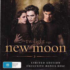 Twilight Saga New Moon - Limited Edition Exclusive Bonus Disc DVD