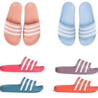 Adidas Womens Sliders Adilette Beach Slide Shoes Sandals Slip ons Flip FLops