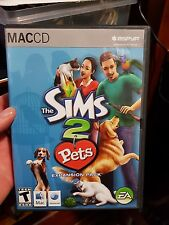 The Sims 2 Pets EXPANSION  FOR MAC- MAC GAME - FAST POST