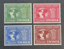 nystamps British India Stamp # 223-226 Mint OG H $36