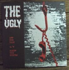 "THE UGLY Off The Hook 7"" NEW punk Ugly Pop Viletones Demics"