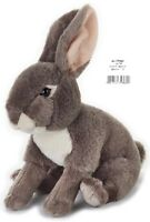 NATIONAL GEOGRAPHIC RABBIT PLUSH SOFT TOY 28CM STUFFED ANIMAL - BNWT