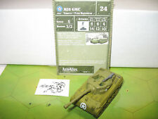Axis & Allies 1939-1945 M18 GMC with card 29/60