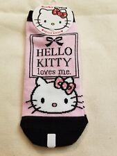 Sanrio Socks Adult Hello Kitty Loves Me