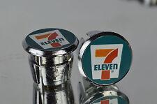 Eddy Merckx Team 7 eleven Handlebar End Plugs Bar Caps lenkerstopfen bouchons