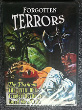 THE PHANTOM / INTRUDER / TANGLED DESTINIES / DEAD MEN WALK - DVD - Region ALL
