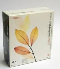 Adobe Photoshop CS2+Indesign+Illustrator Mac English English Full Vat Box