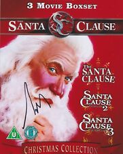 Tim Allen HAND SIGNED 8x10 Photo Autograph,The  Santa Claus, Toy Story, Buzz (F)