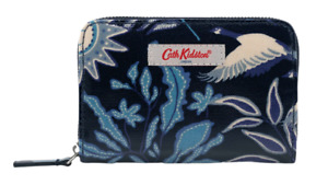 Cath Kidston Pocket Purse Magical Memories Navy Blue Colour