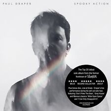 Paul Draper - Spooky Action / Live At Scala (NEW 2 x CD)