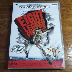 Eight Legged Freaks DVD R4 LIKE NEW FREE POST