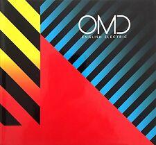 OMD CD+DVD English Electric - England (M/M)