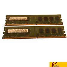 4GB KIT (2 x 2GB) Dell Optiplex 160 330 360 740 745 755 760 960 960D Ram Memory