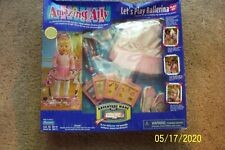 Amazing Ally - Let's Play Ballerina Play Set - 2000 - Nib