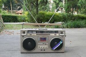 JVC RC M75 Vintage Rare Boombox Works Excellent Condition