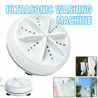Portable Mini Washing Machine Ultrasonic Turbine Clothes Washer Travel &Home US photo