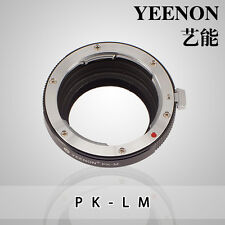 YEENON Pentax PK Lens to Leica M Mount Adapter (No rangefinder coupled )