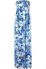 Vestiti da donna abito fascia floreale taglia M