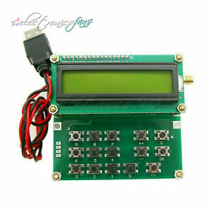 NEW 35MHz-4000MHz RF Signal Generator Signal Source ADF4351 VFO HXY D6 V1.02