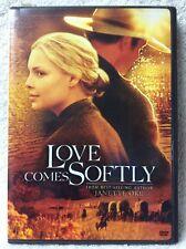 Love Comes Softly (DVD, 2004) OOP Katherine Heigl Dale Midkiff Oliver Macready