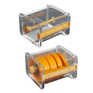 DIY Craft Painting Masking Tape Cutter Machine with Roll Tapes 6/12/18/24mm