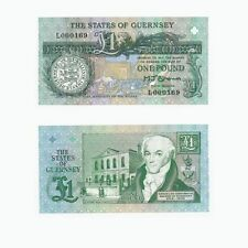 Channel Islander/Manx Uncirculated Banknotes