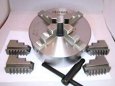160 mm 4 Morsetti Autocentrante Mandrino Tornio (Riferimento: K12160) da Chronos