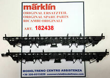 MARKLIN 182438  FIANCATA DX +SX - LAGERBLENDE RE + LI. 37684 OBB