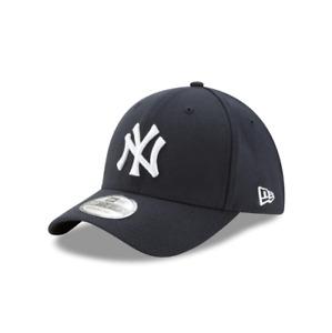 """New Era 39Thirty New York Yankees GAME """"Team Classic"""" Hat (Navy) MLB Cap"""