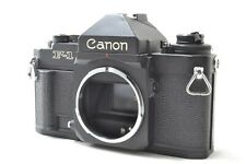 [Excellent+5] Canon New F-1 Eye Level 35mm SLR Film Camera Body from Japan #0586