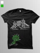 London FLIPPER T shirt di compleanno/Natale/idea regalo di Natale M, L, XL, 2xl e 3xl