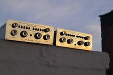 Pair McIntosh C8S C8 Tube PreAmplifiers All Original (C4, C11, C20 & C22 era)