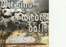 VARIOUS-CD-Wir Sind Wieder Da!!! Vol. 2