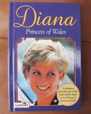 Ladybird Book. Diana, Princess of Wales. 1997 +  Flower Tribute picture.