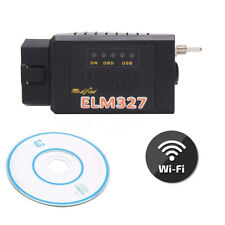 Forscan ELM327 WIFI Wireless Scanner OBD2 OBDII Diagnostic Tool With Switch